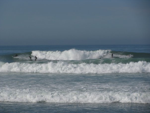 At Lower Trestles, anything is possible.