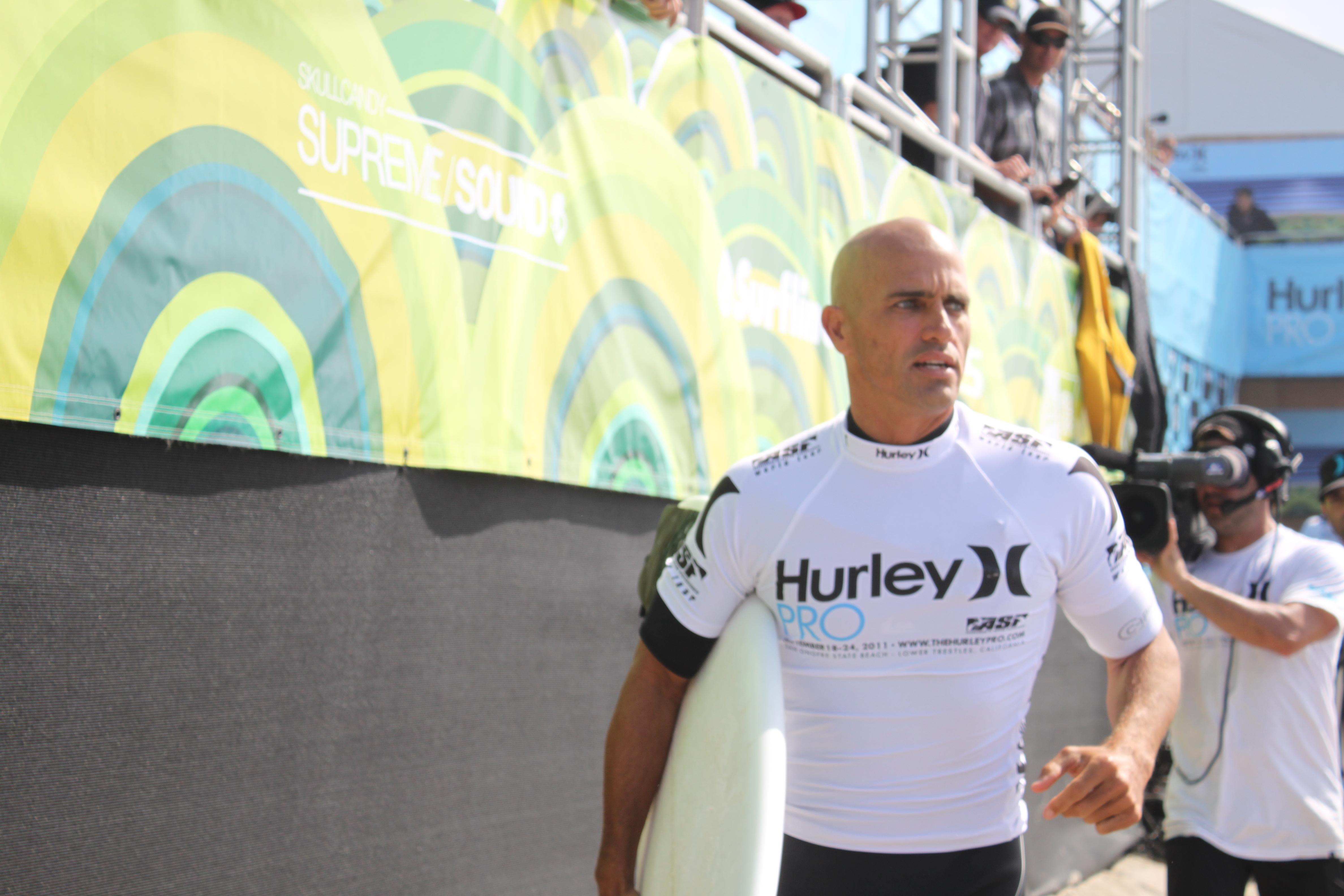 11-Time World Champion, Kelly Slater. Photo: Jackie Connor