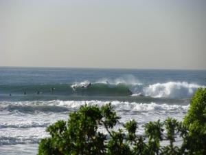 Malibu's Topanga firing and crowded...stay tuned.