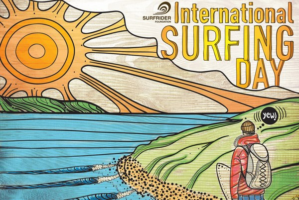 Go surf and do your part!