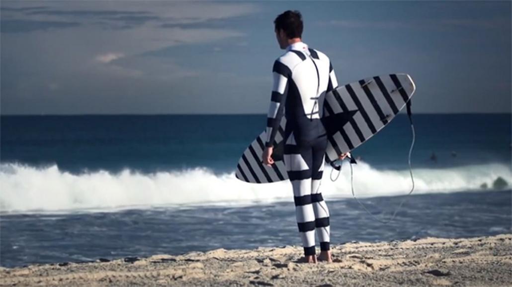 shark proof wetsuit surfboard